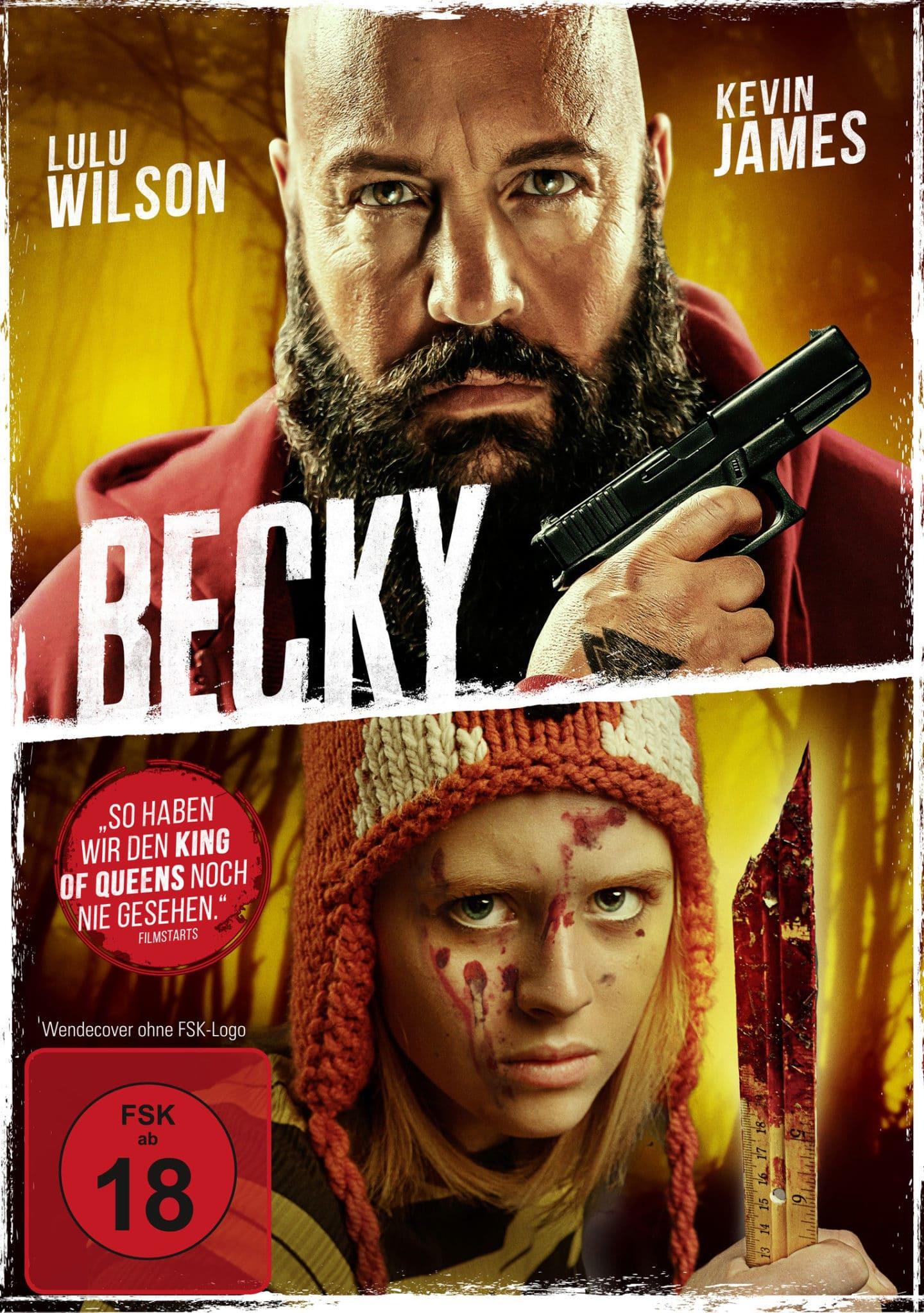 Becky – DVD Cover