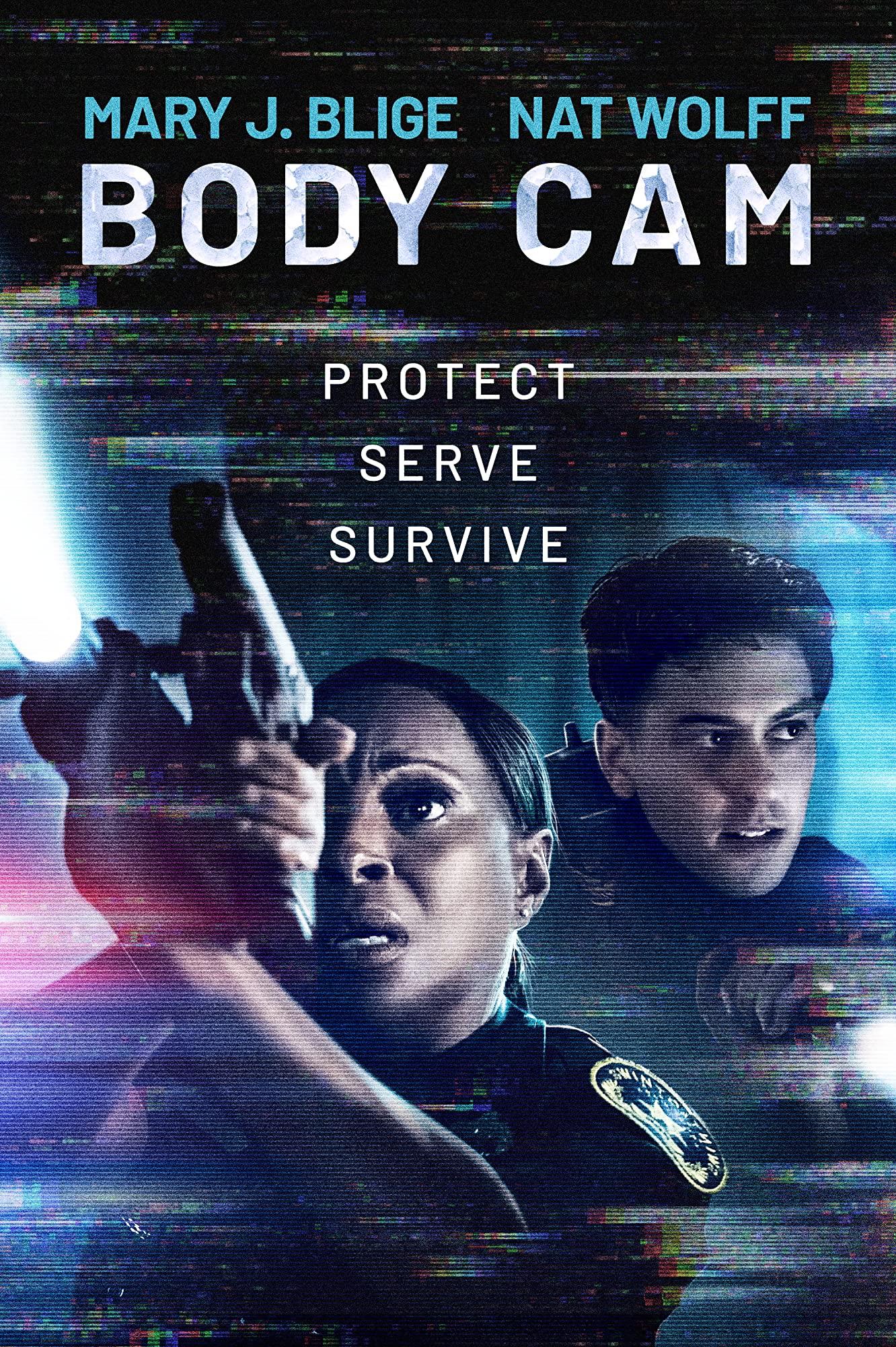 """Mary J. Blige als Cop im mysteriösen Trailer zu """"Body Cam"""""""