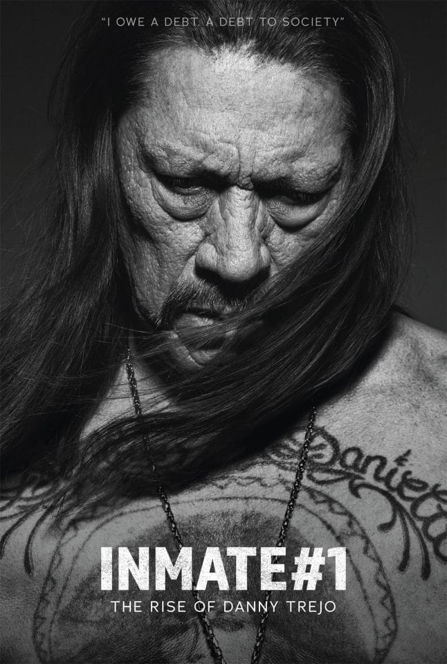 "Erster Trailer zur Dokumentation ""Inmate #1: The Rise of Danny Trejo"""