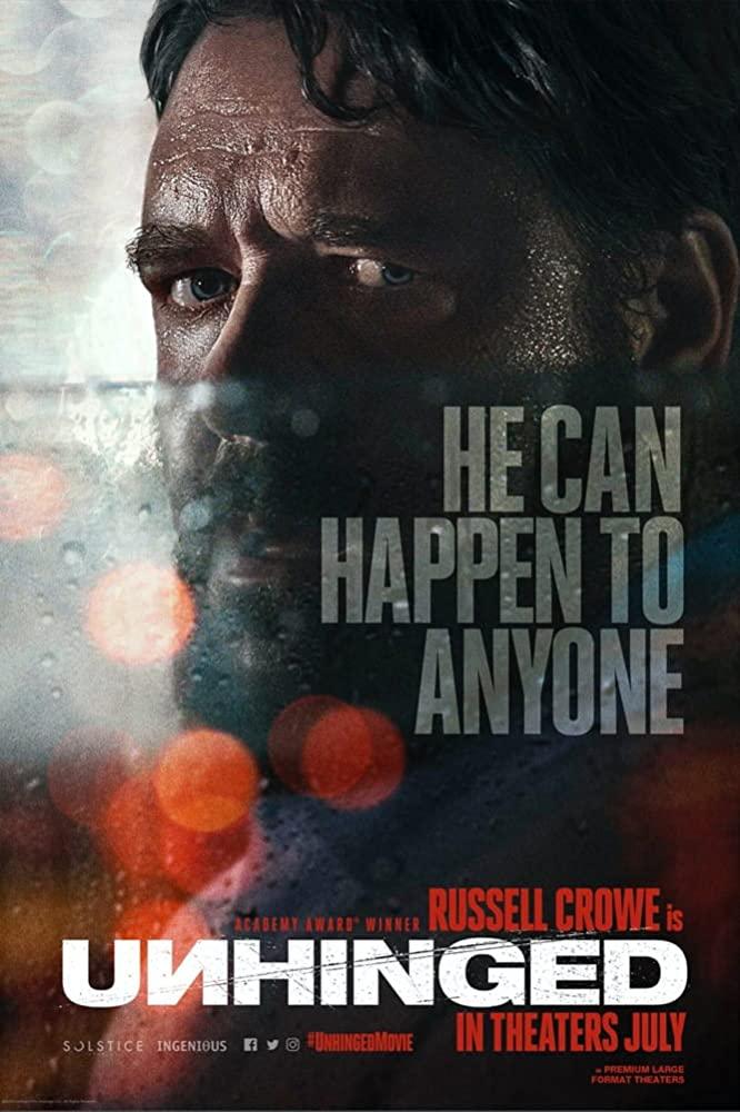 """Russell Crowe dreht völlig ab im ersten Trailer zum Psychothriller """"Unhinged"""""""