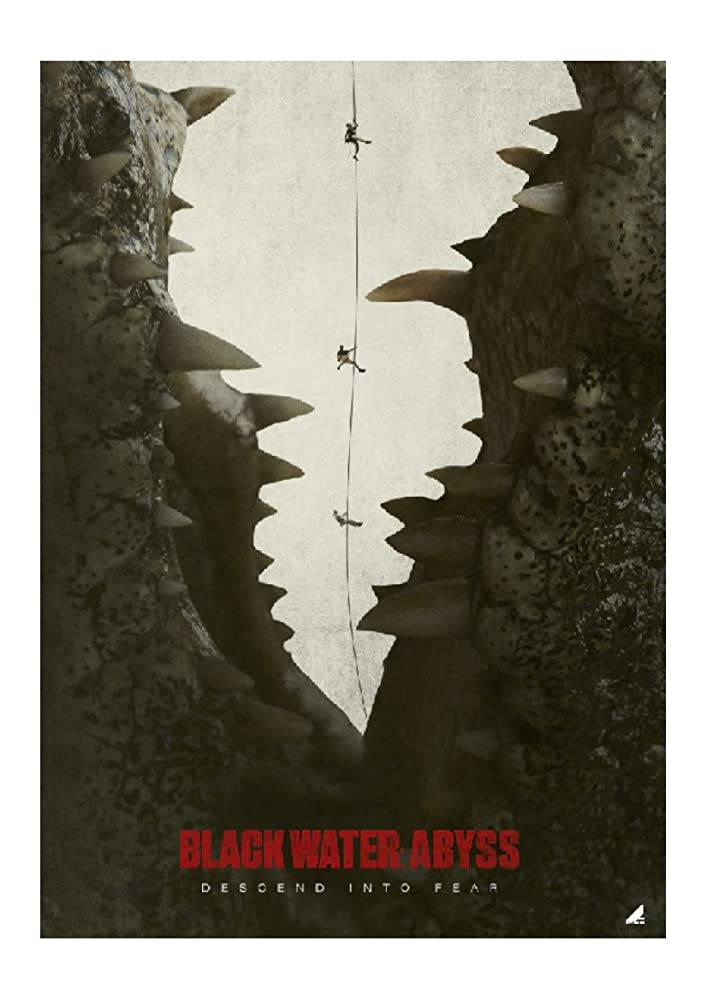 Black Water Abyss – Teaser Poster