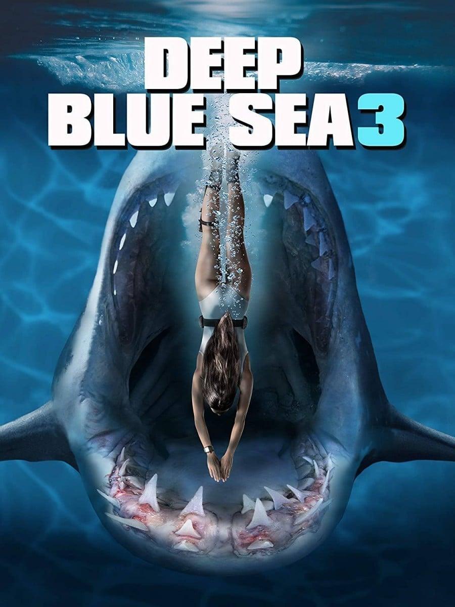 """""""Deep Blue Sea 3"""": Genetisch manipulierte Haie schon bald in unseren Heimkinos"""