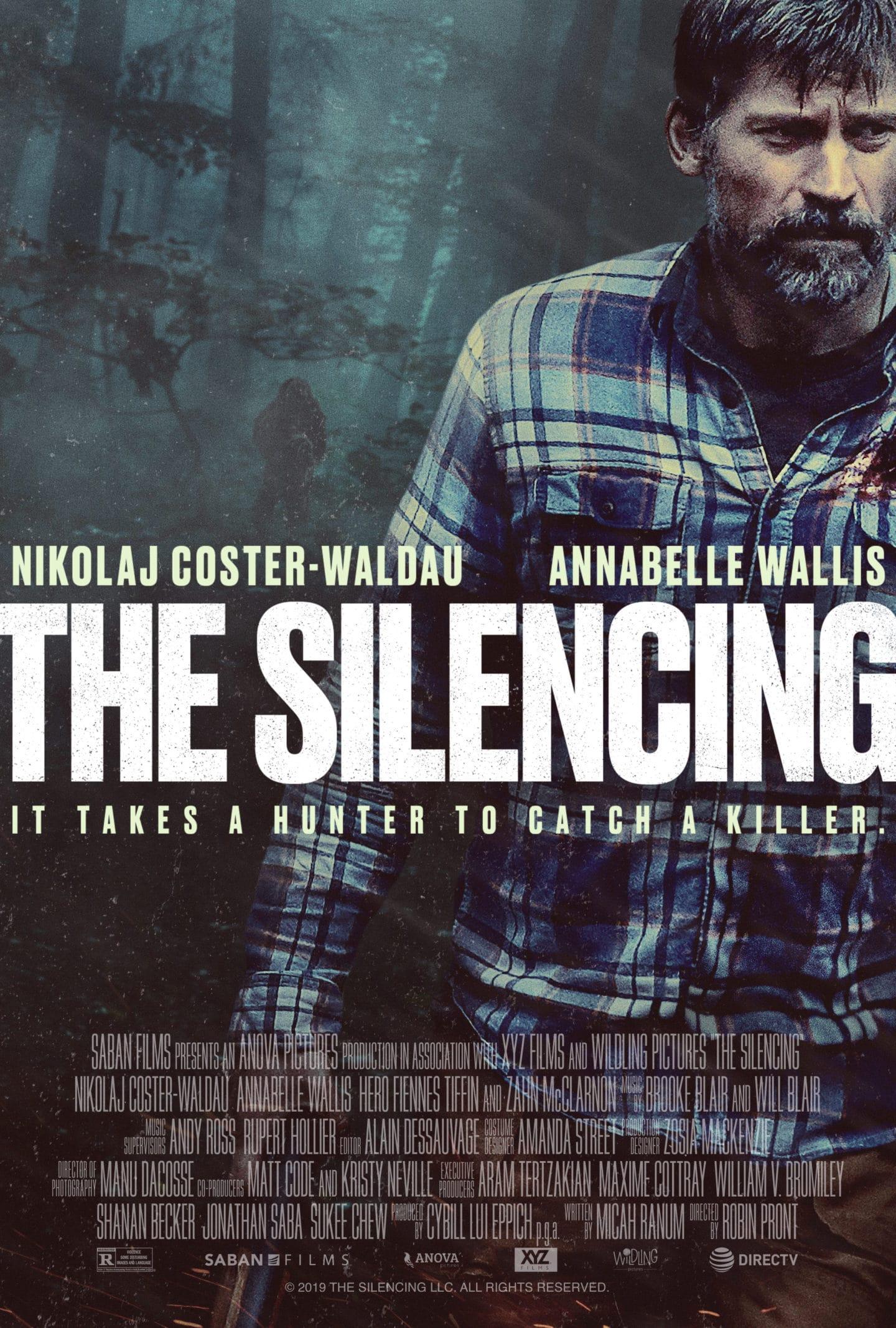 "Spannender Trailer zum Jagd-Thriller ""The Silencing"""