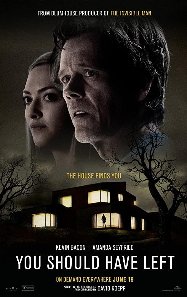 "Kevin Bacon und Amanda Seyfried im ultraspannenden Trailer zu ""You Should Have Left"""