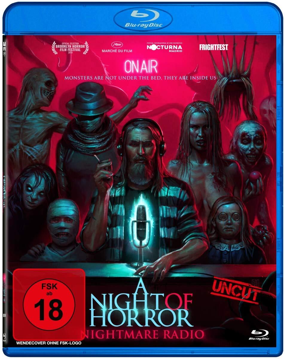 """Episodenfilm """"A Night of Horror: Nightmare Radio"""" schon bald im Heimkino"""