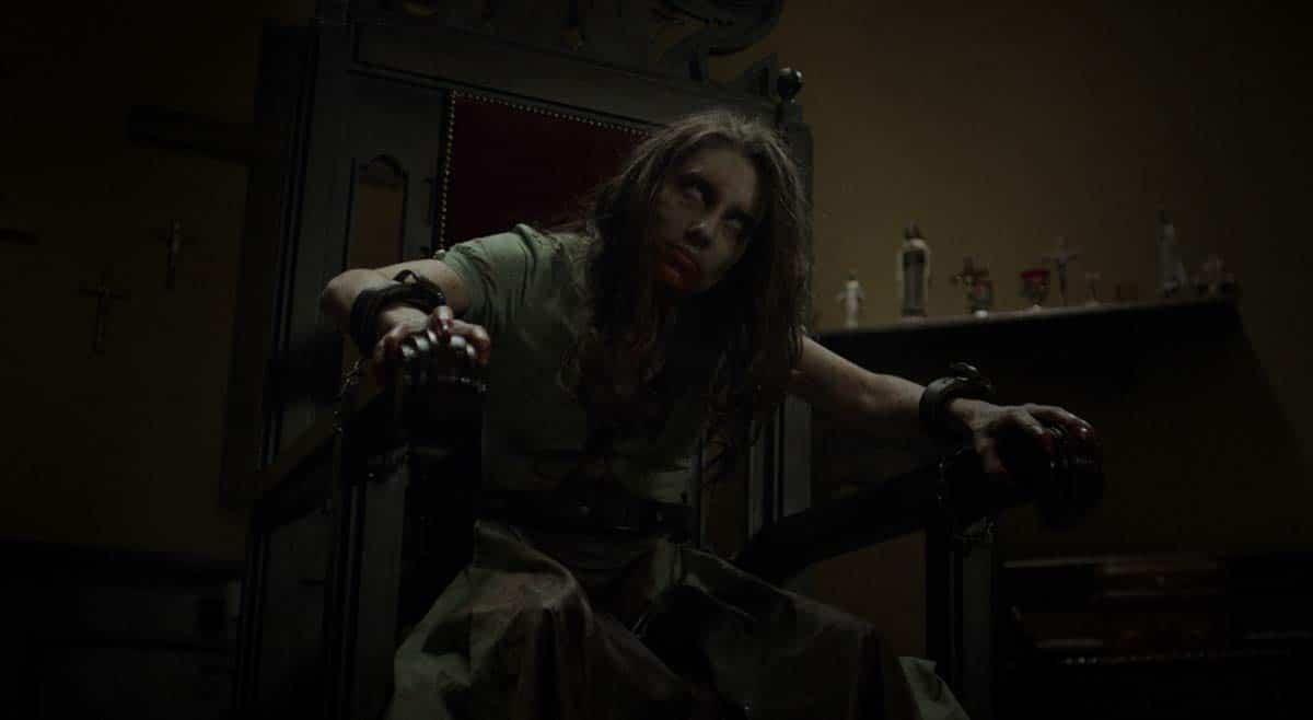 Horrorfilm Exorzismus