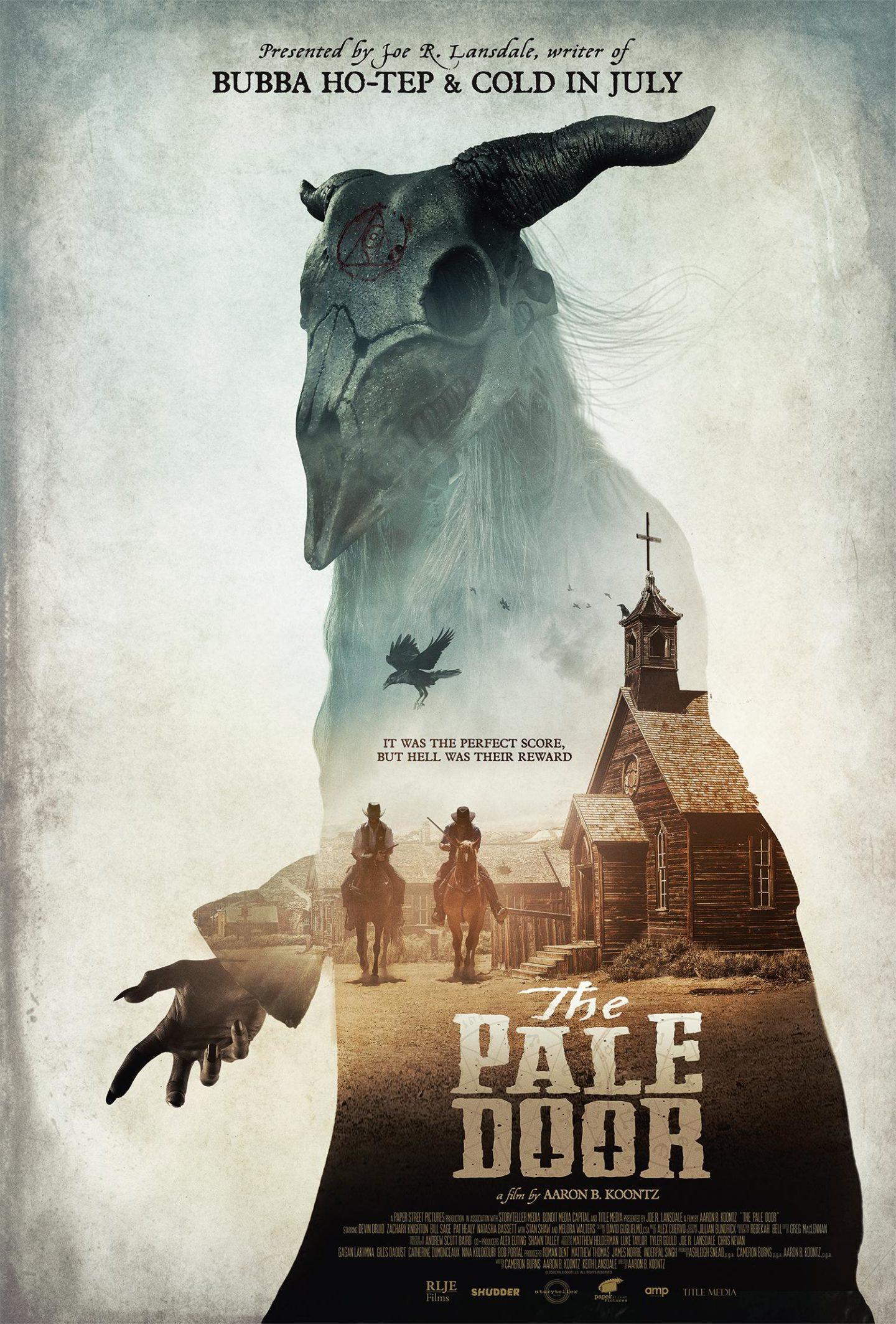 """Western trifft auf Horror: Spannender erster Trailer zu """"The Pale Door"""""""