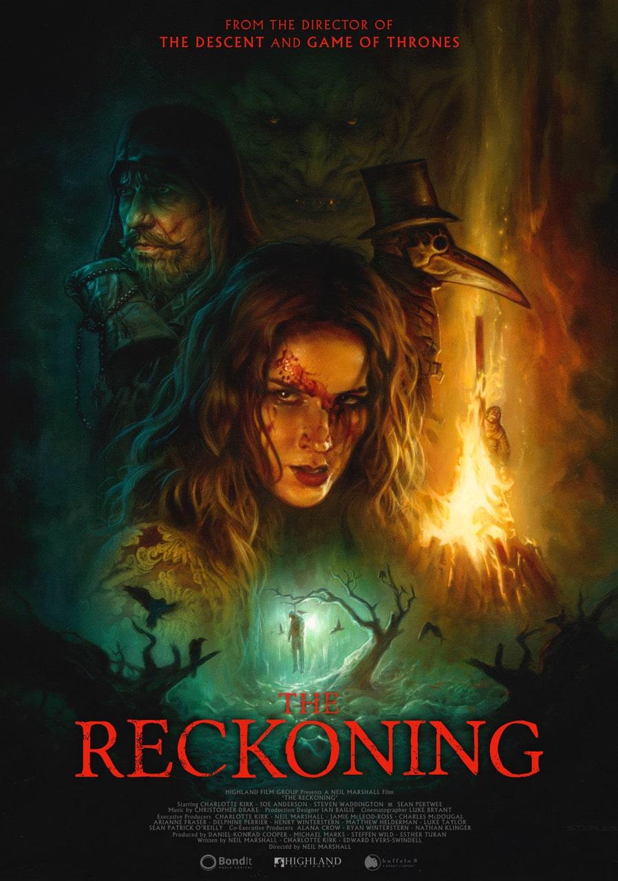 """Gruseliger Horror-Thriller von den Machern von """"The Descent"""": Erster Clip zu """"The Reckoning"""""""