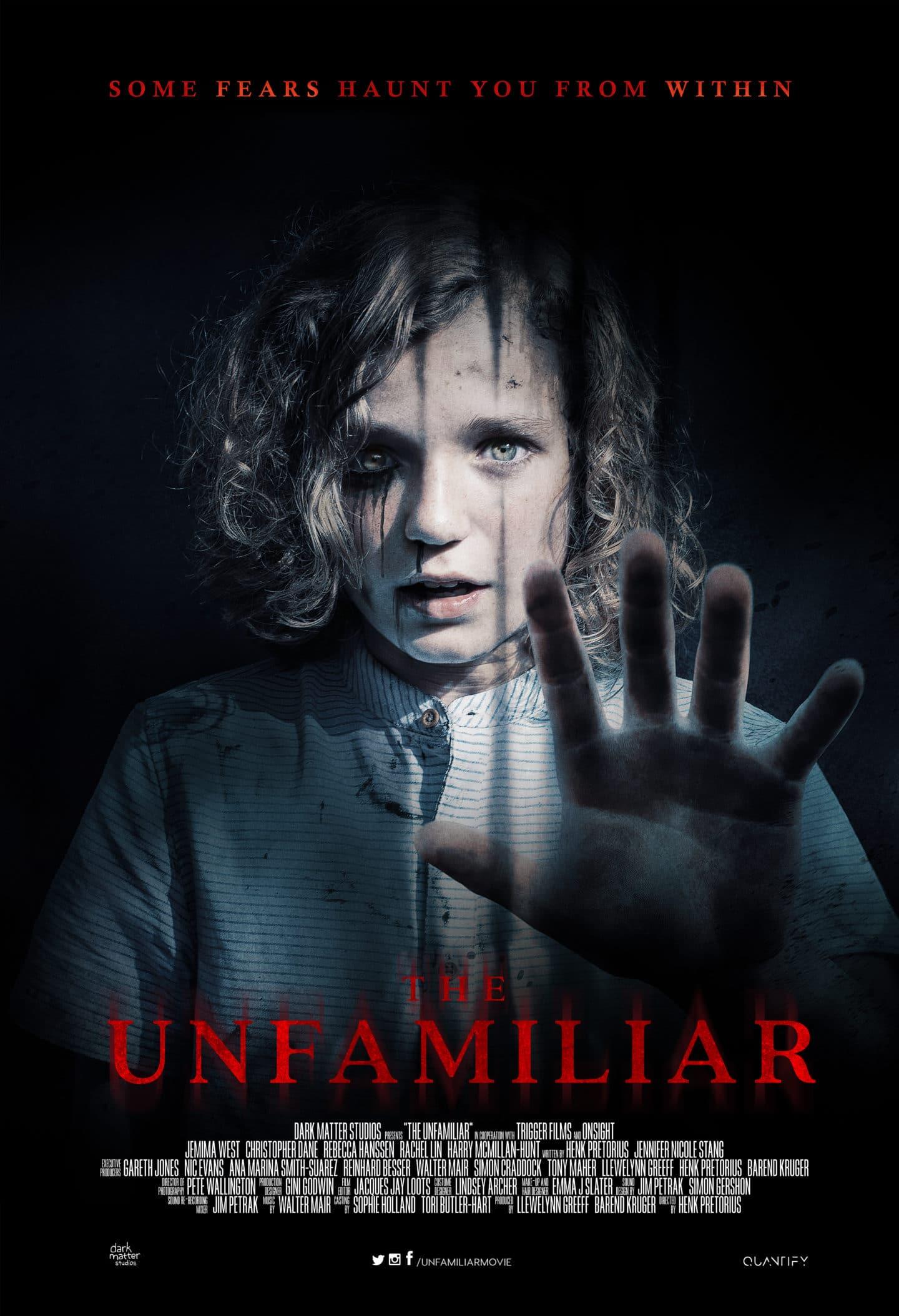 The Unfamiliar – Teaser Poster