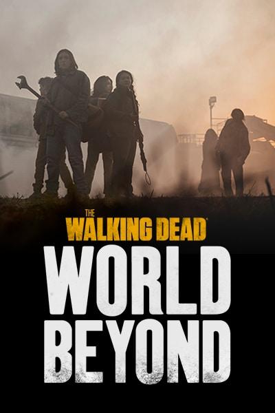 The Walking Dead World Beyond Teaser Poster