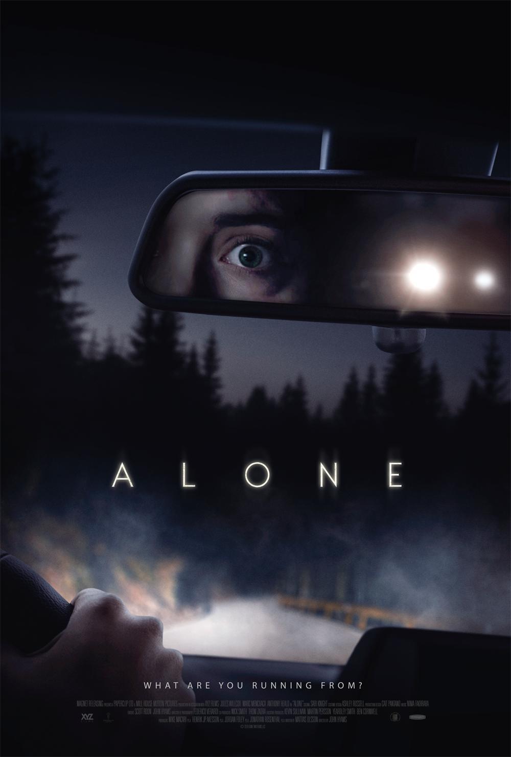 """Erster Trailer zum gradenlosen Entführungs-Thriller """"Alone"""""""