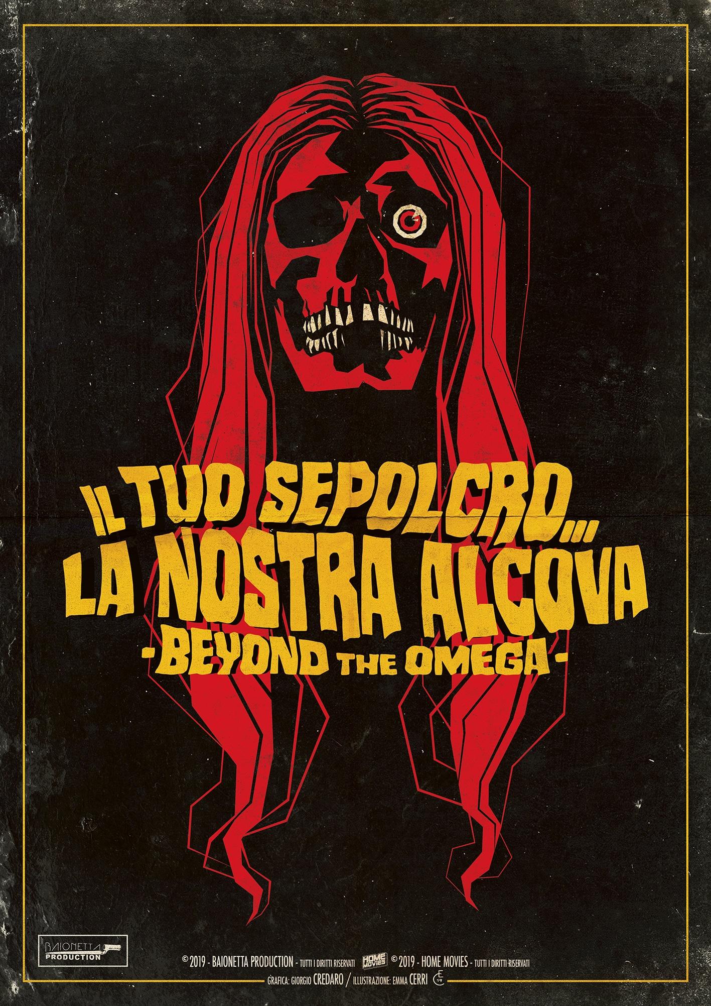 """Trailer zum italienischen Nekro-Psychothriller """"Beyond the Omega"""""""