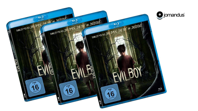 [Gewinnspiel] Evil Boy