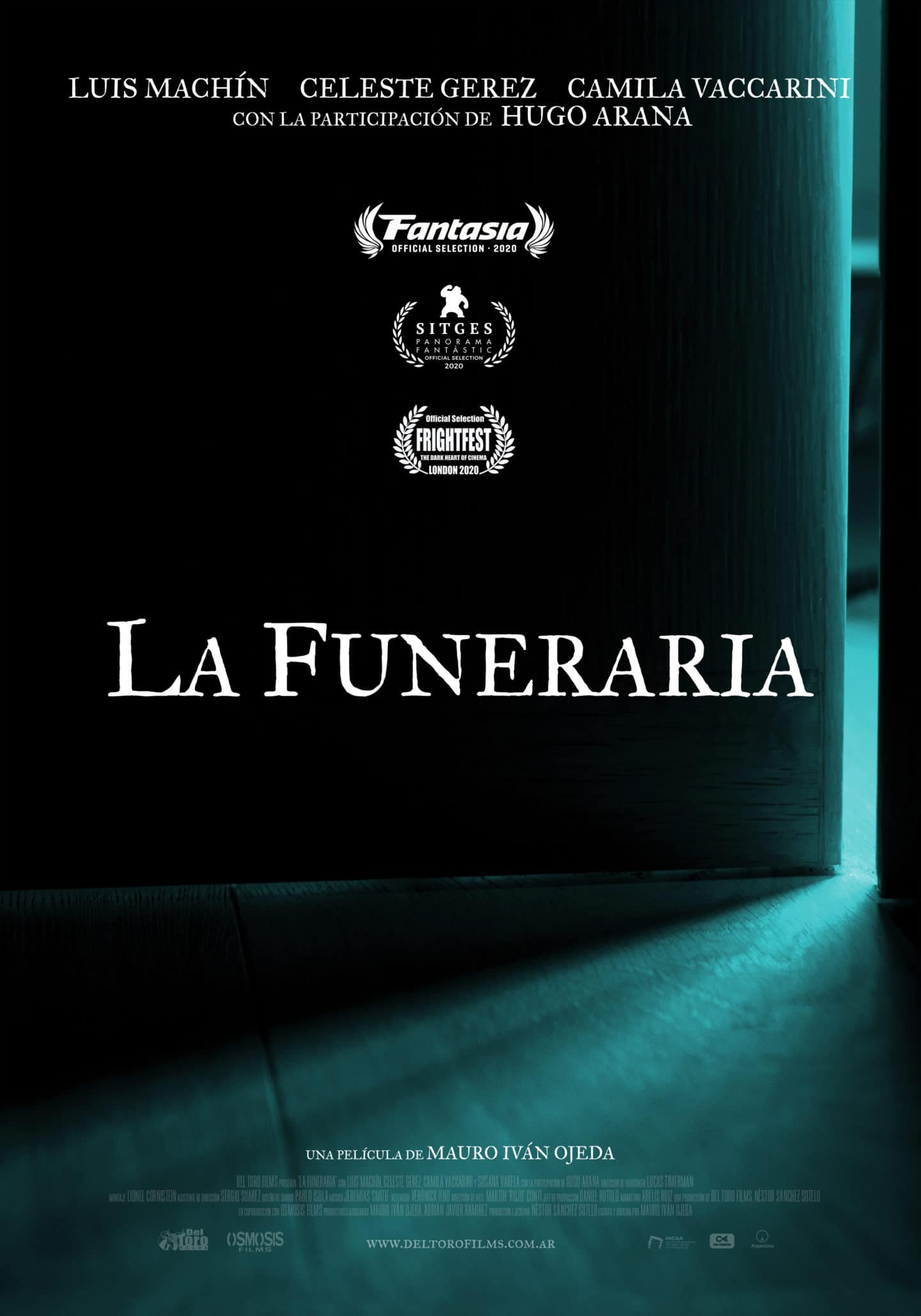 """Gruseliger Trailer zum argentinischen Horror """"The Funeral Home"""""""