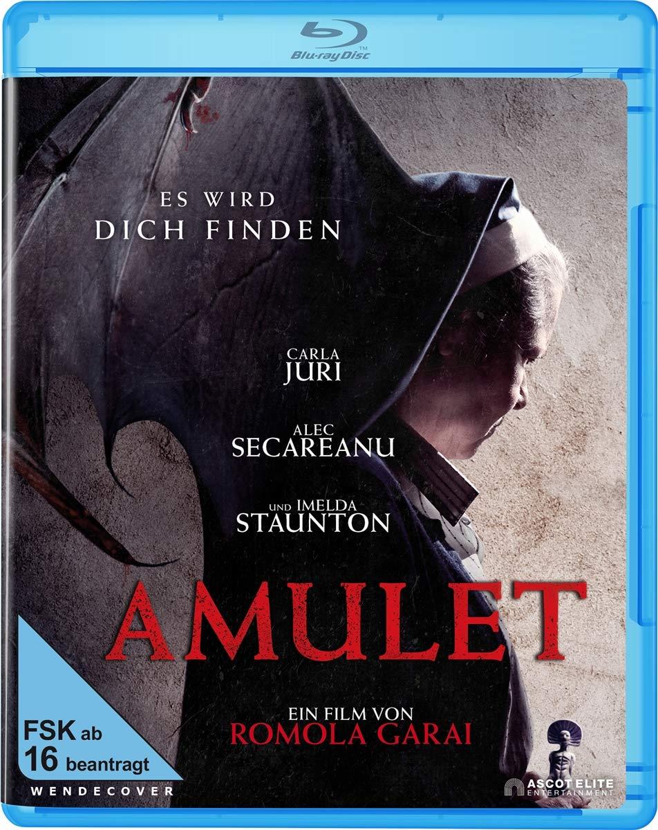 Amulet – Es wird dich finden Bluray