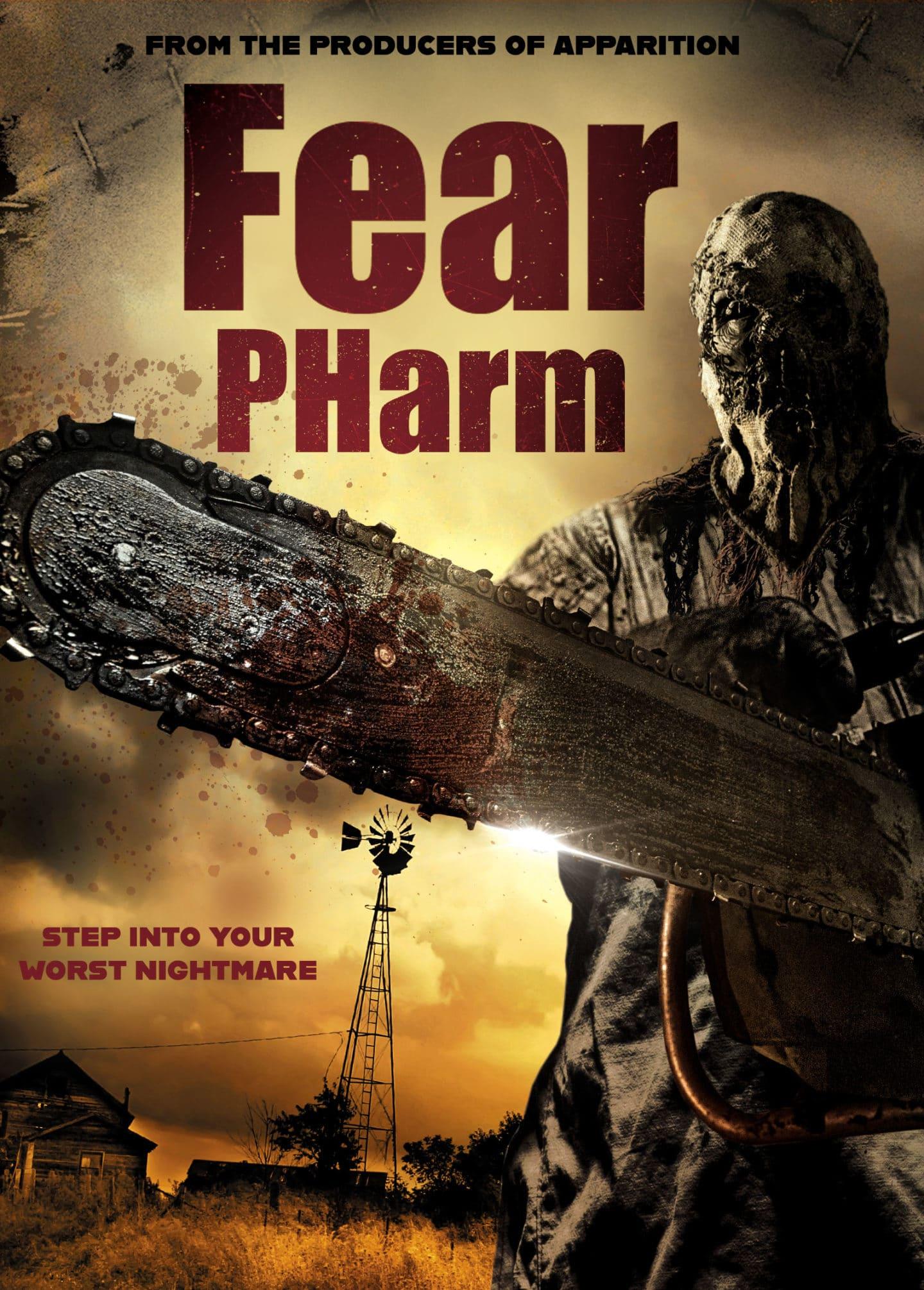 Fear Pharm – Teaser Poster