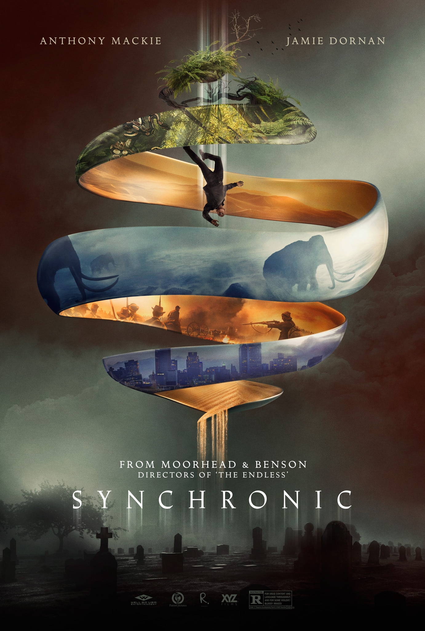 Synchronic – Teaser Poster
