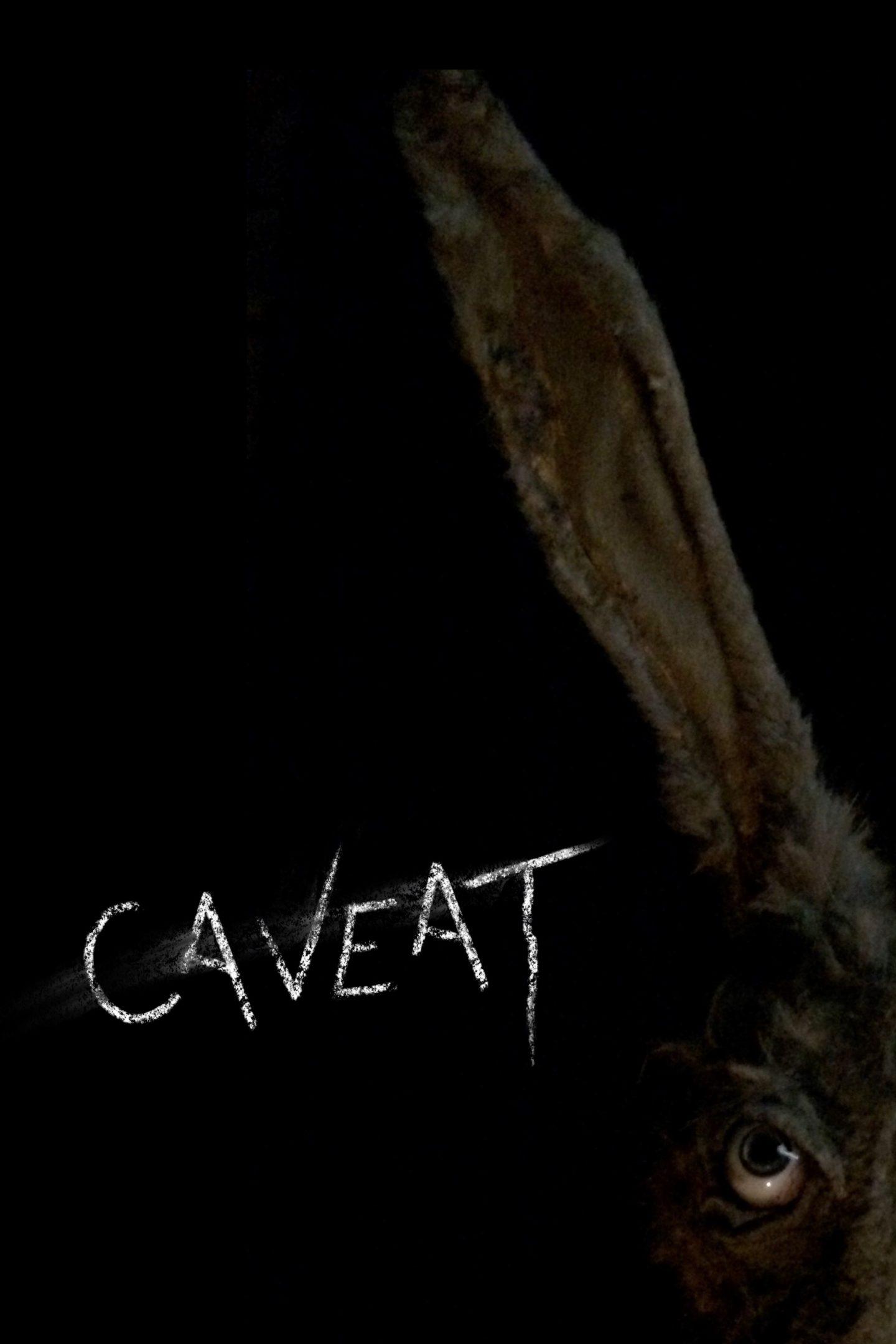 Caveat – Teaser Poster