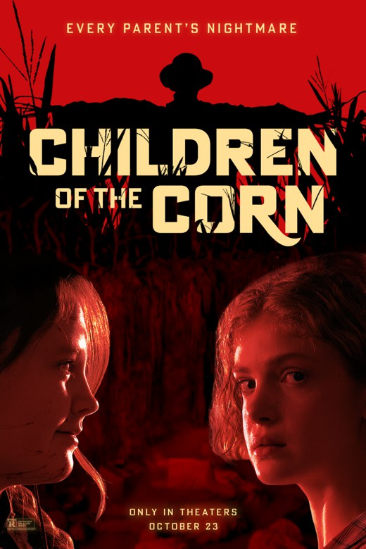 Children of the Corn 2021 – Teaser Poster