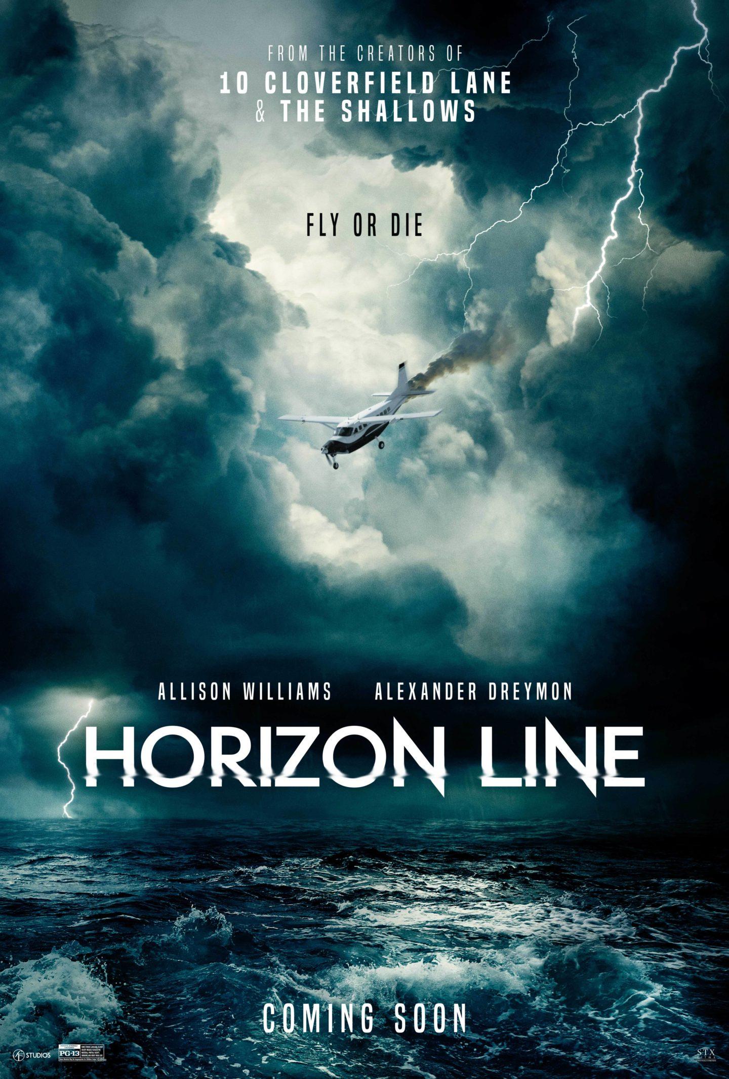 """Starbesetzter Trailer zum Survival-Thriller """"Horizon Line"""""""