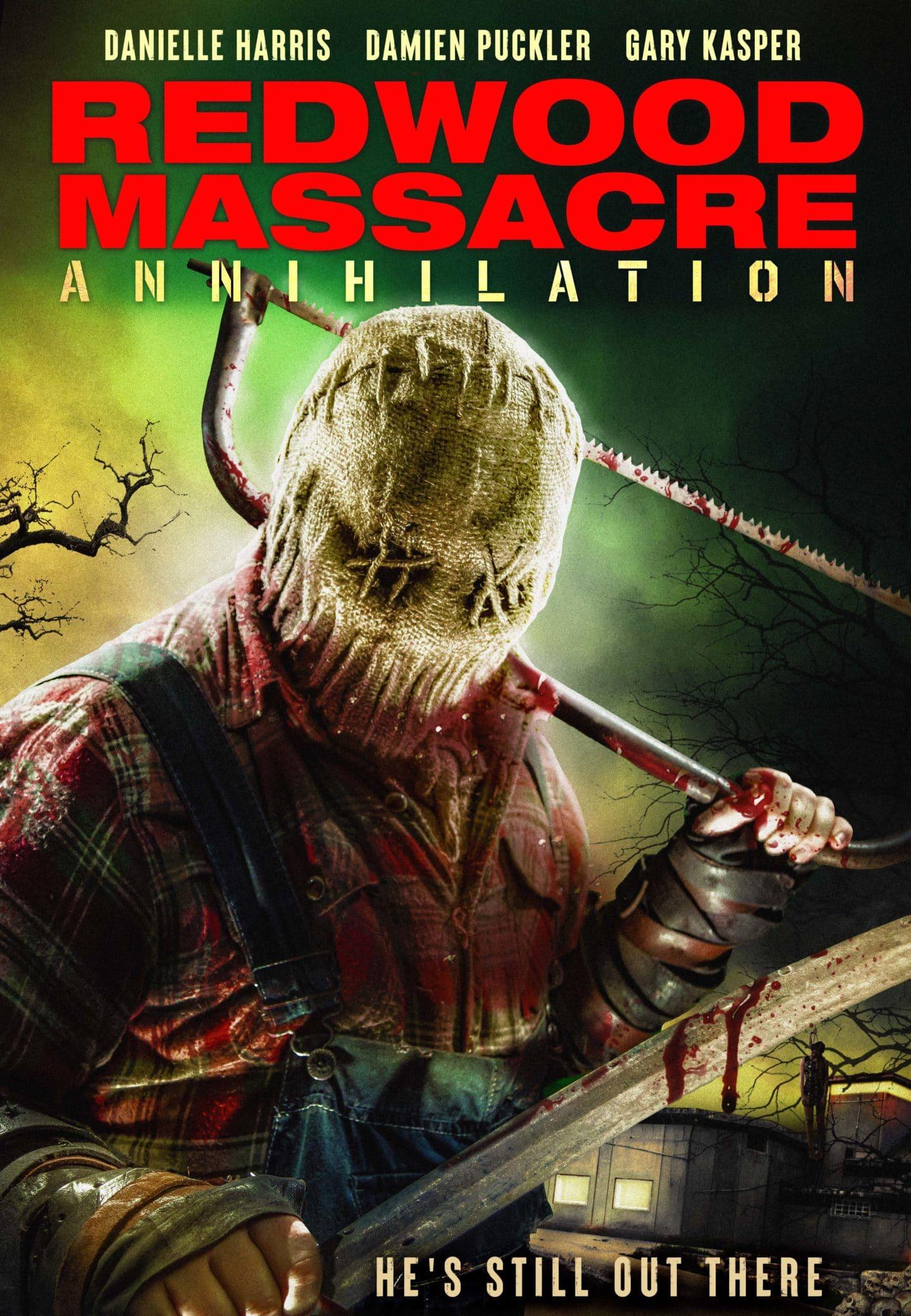 Redwood Massacre Annihilation – Teaser Poster
