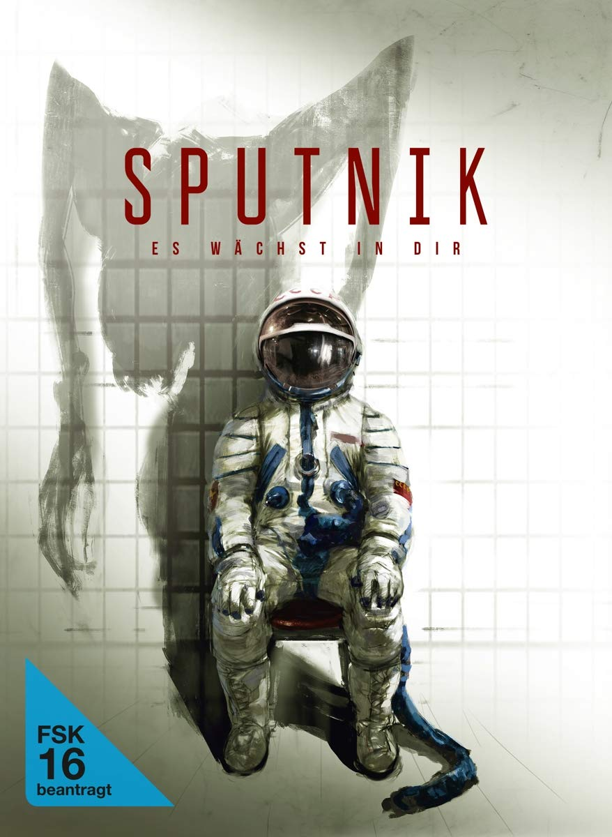 Sputnik Vorab Cover Mediabook