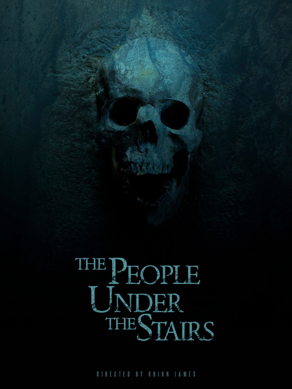 The People Under the Stairs – Teaser Artwork