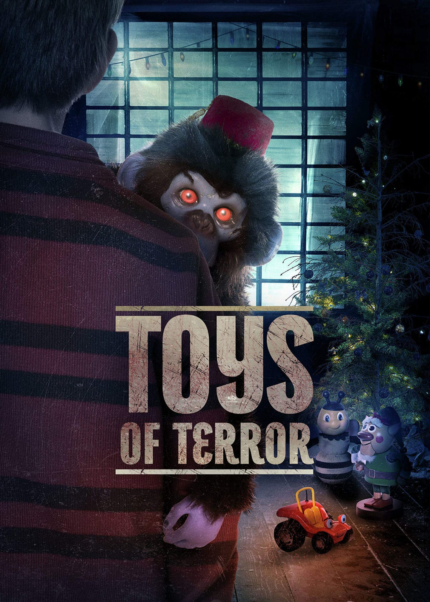 Toys of Terror – Teaser Poster
