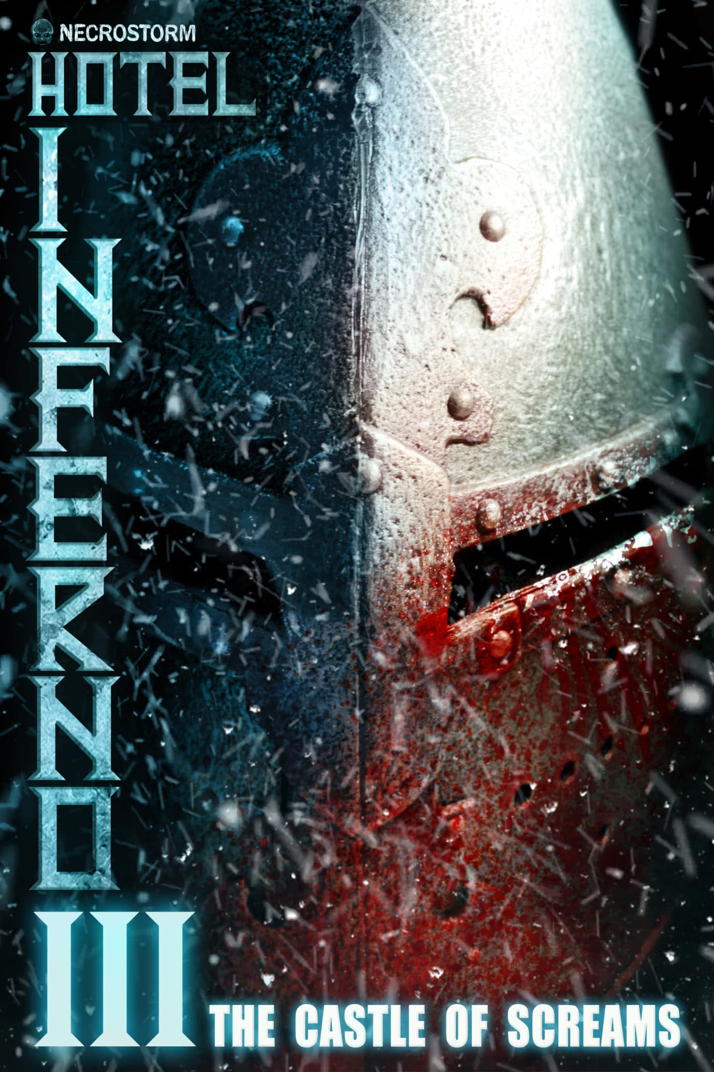 Hotel Inferno 3 The Castle of Screams – Teaser Poster