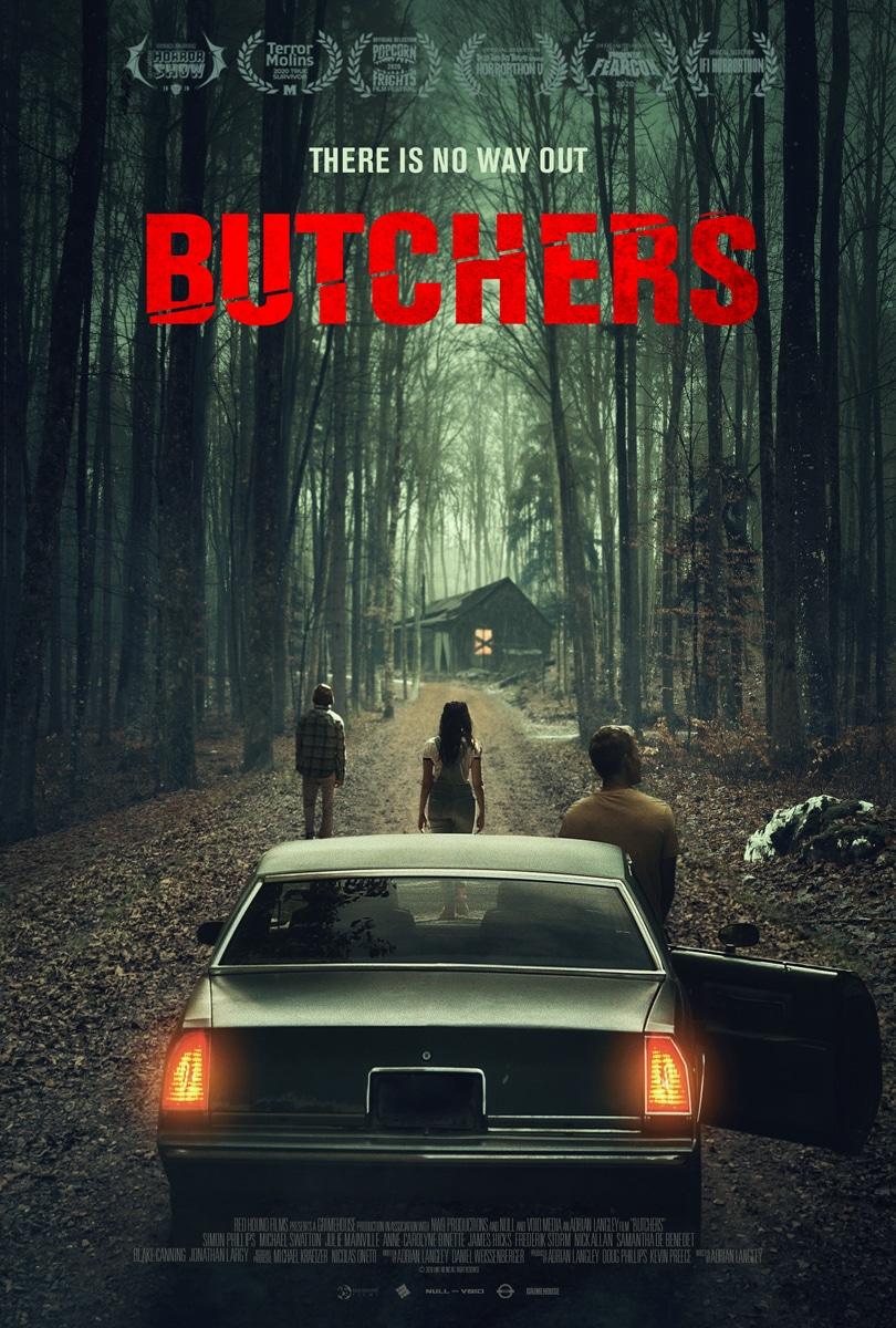 "Teaser-Trailer zum brutalen Metzger-Slasher ""Butchers"""