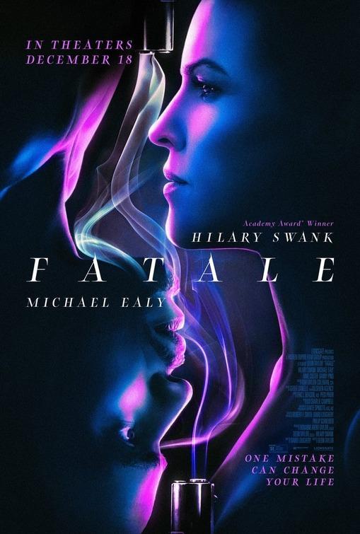 """Hilary Swank als knüppelharte Ehebrecherin im Trailer zu """"Fatale"""""""