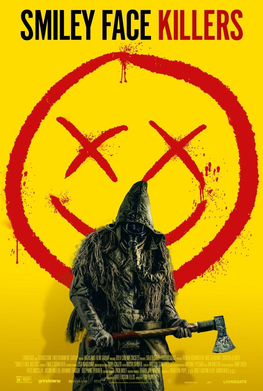 """Neues Poster und neuer Clip zum Horror-Thriller """"Smiley Face Killers"""""""