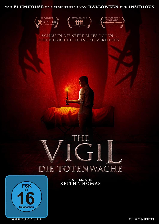 """Deutscher Trailer zum Haunted-House Horror """"The Vigil – Die Totenwache"""""""