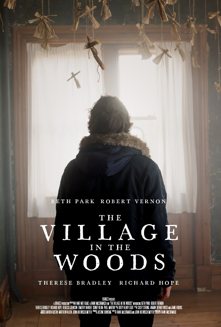 The Village in the Woods – Teaser Poster