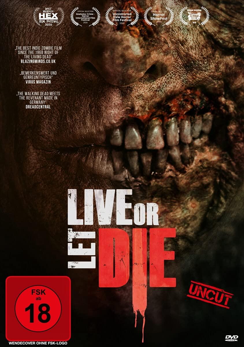live or let die – Dvd Cover