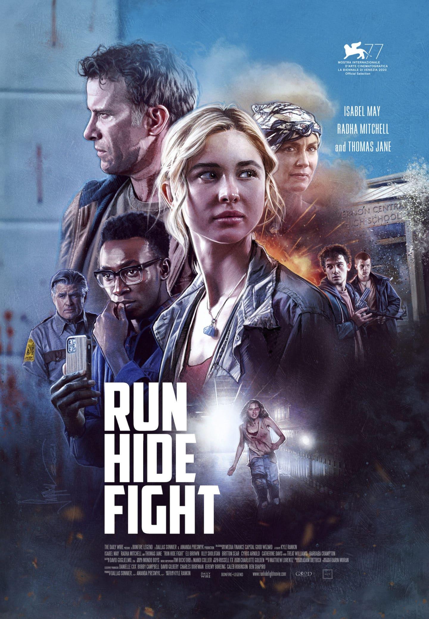 Run Hide Fight – Teaser Poster
