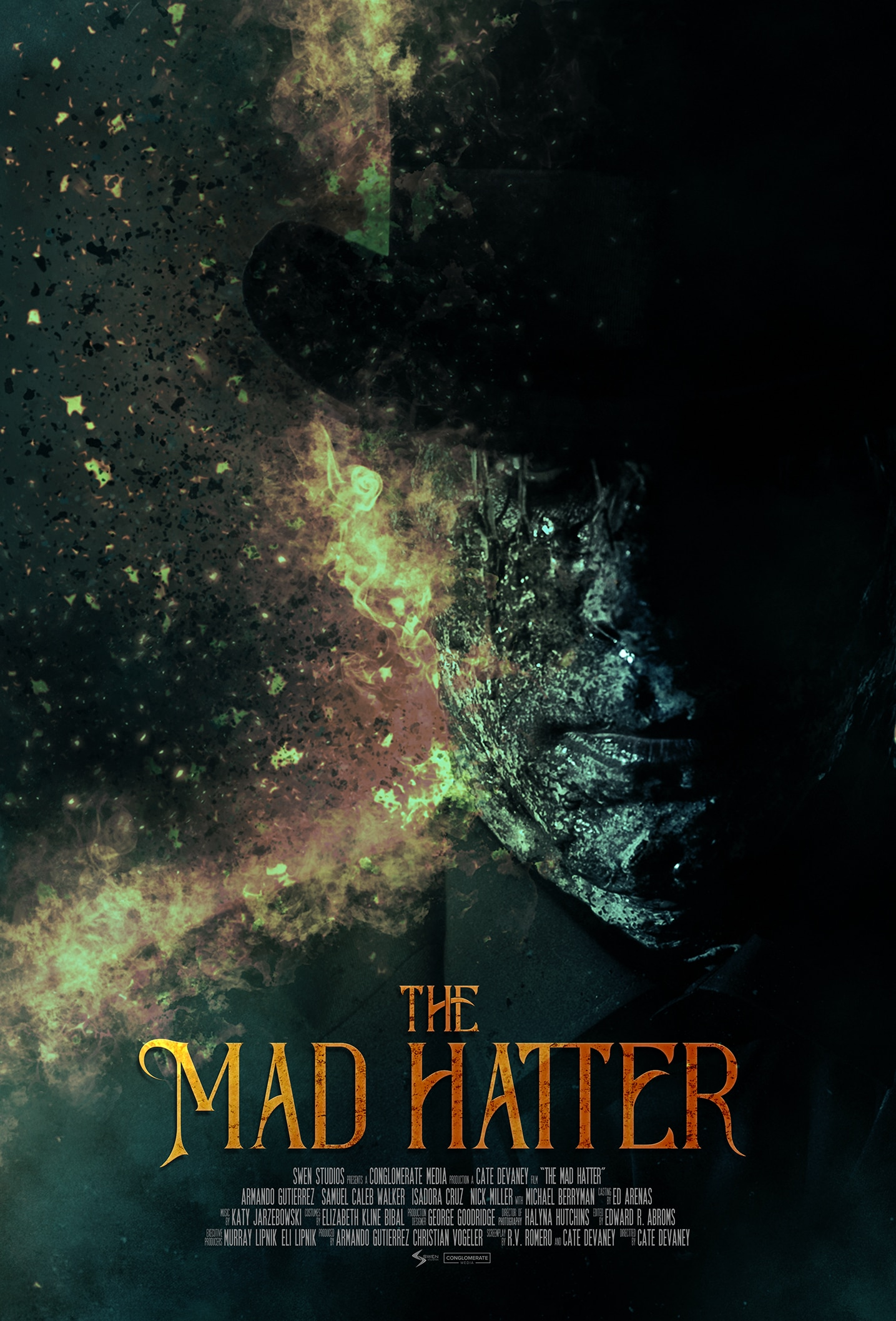 """Trailer zu """"The Mad Hatter"""" entfaltet den geisterhaften Terror"""