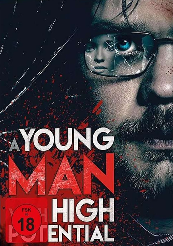 A Young Man with High Potential – DVD Cover