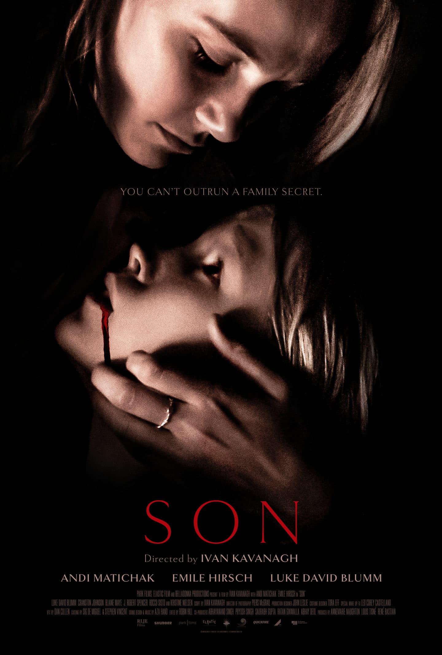 Son – Teaser Poster