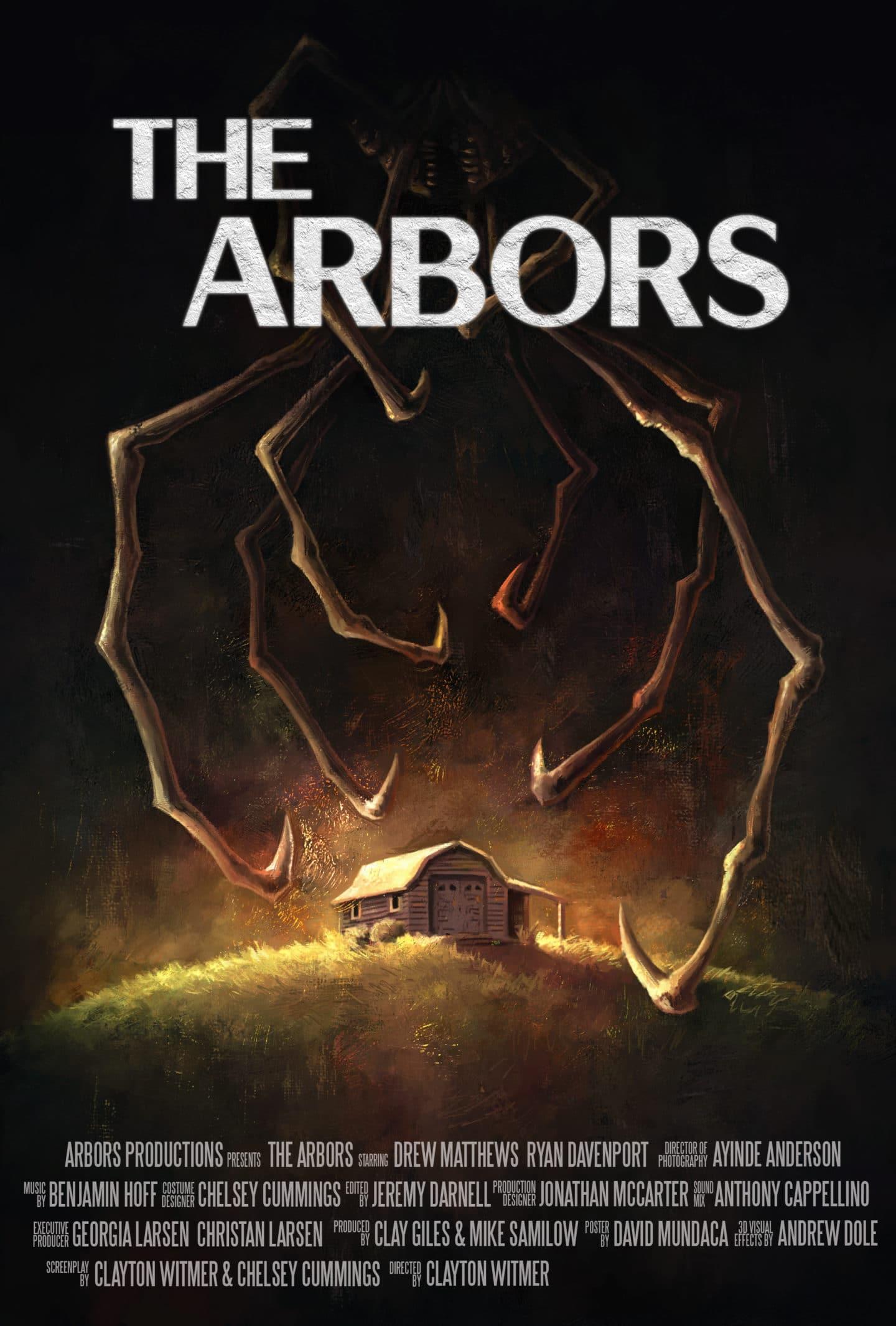 The Arbors – Teaser Poster