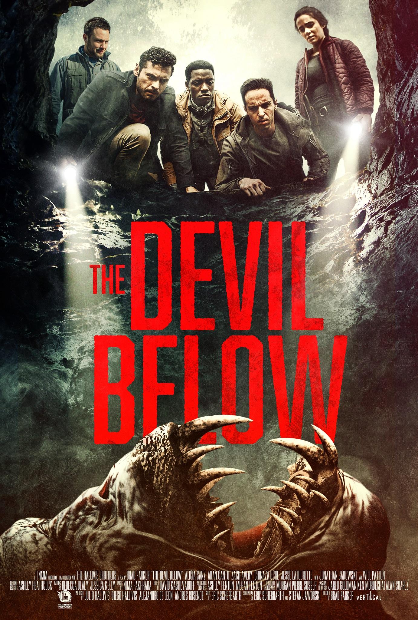 """Düsterer Trailer zum Höllen-Horrorfilm """"The Devil Below"""" mit Will Patton"""