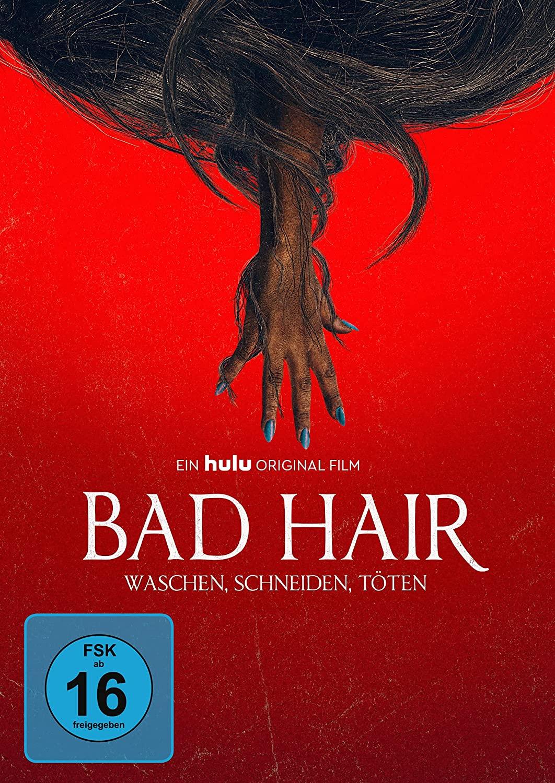 Baid Hair – Dvd Cover