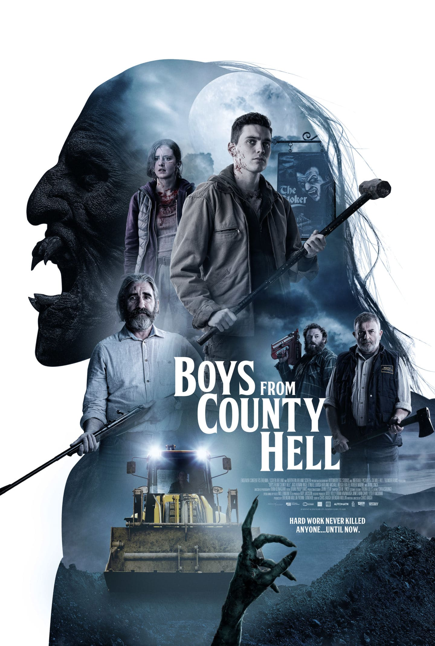 Boys from County Hell – Teaser Poster