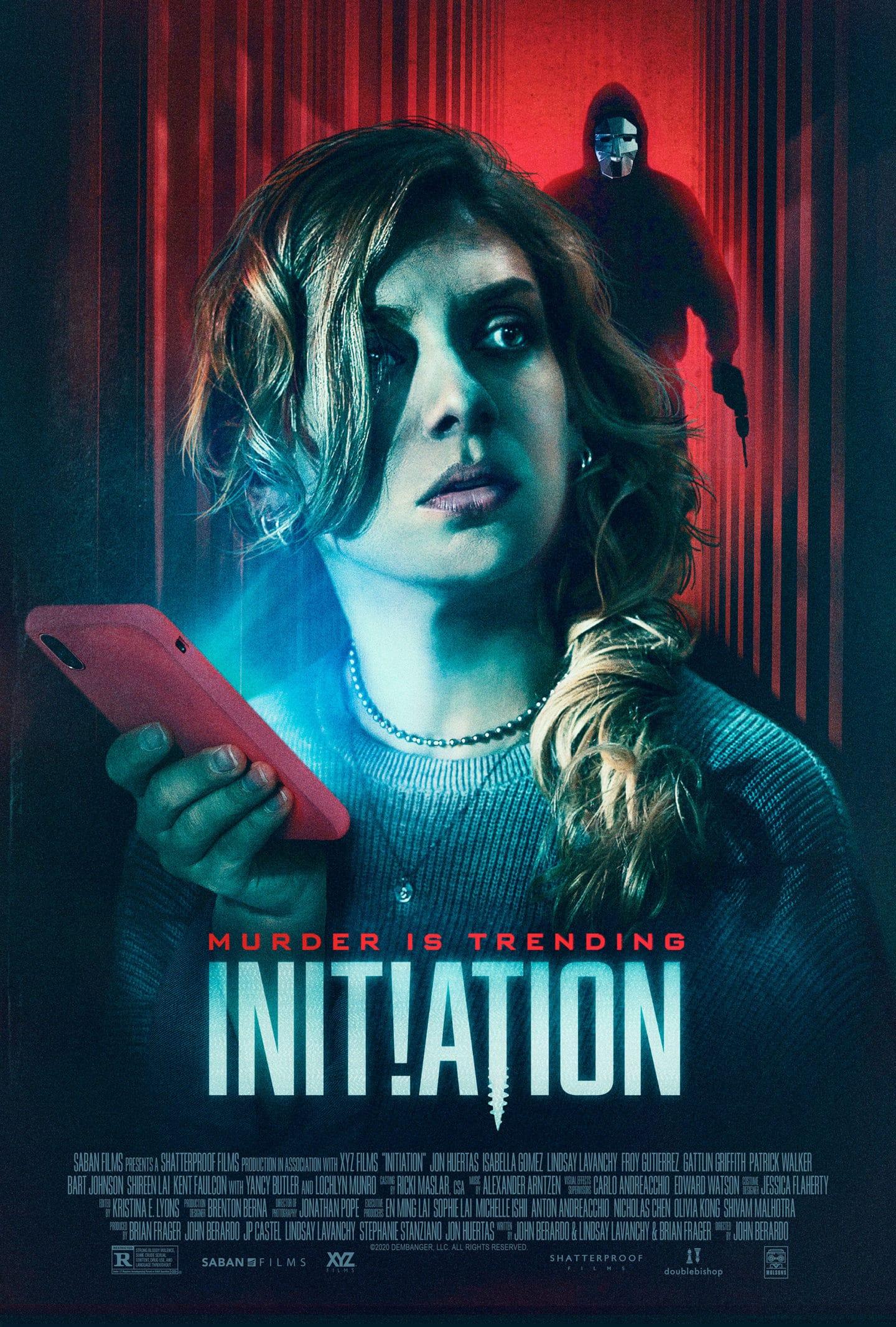 Initiation – Teaser Poster