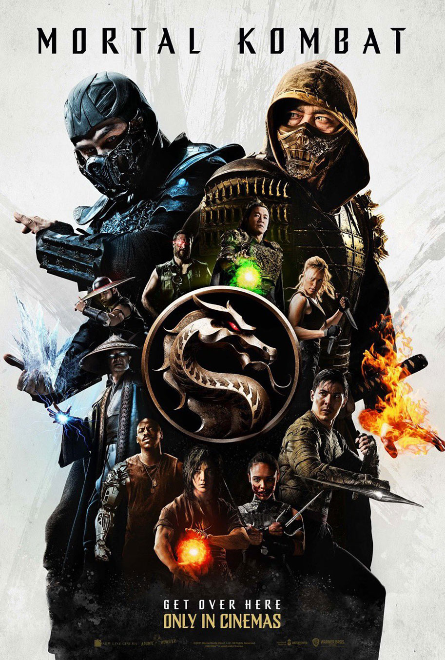 Mortal Kombat – Teaser Poster