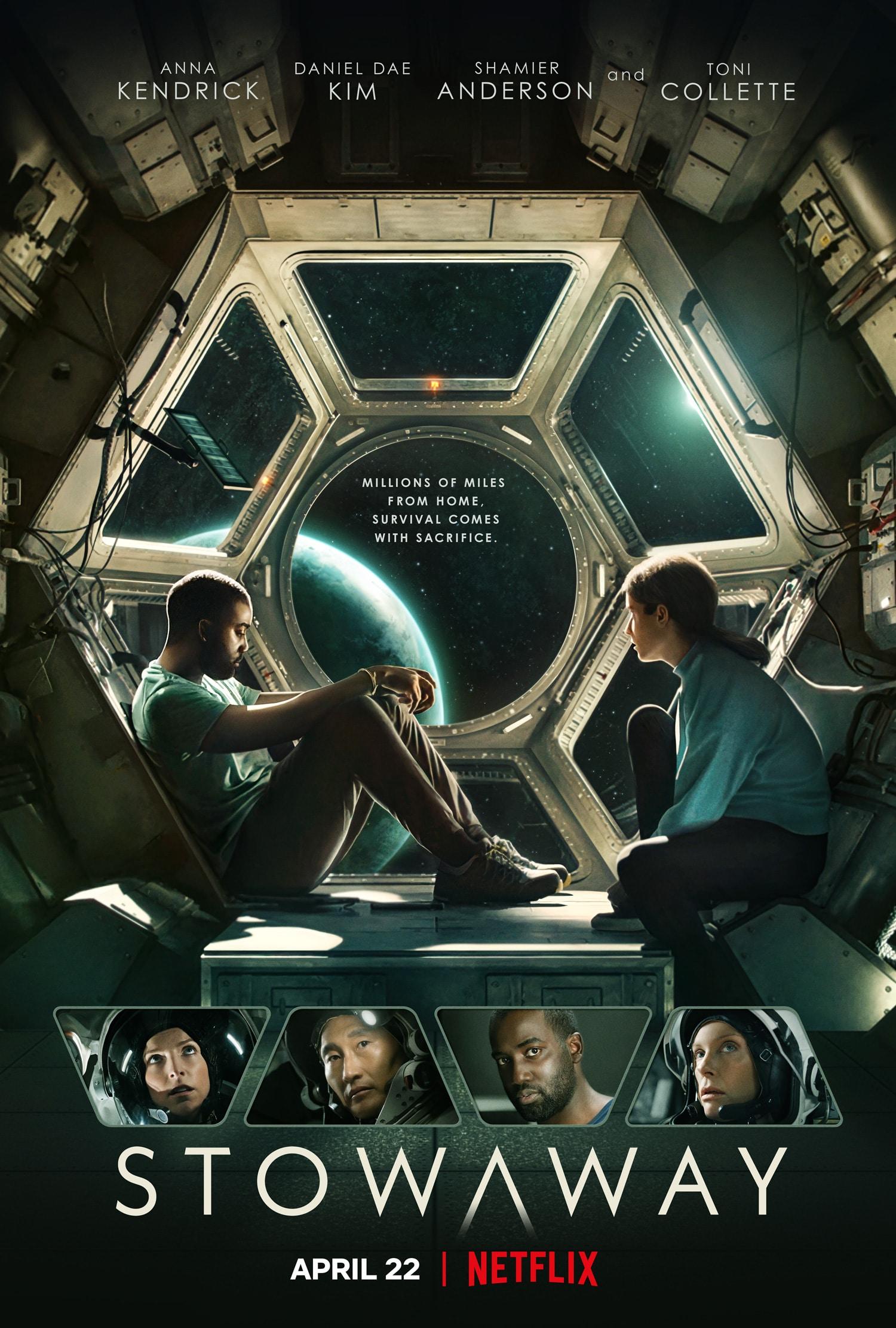 Stowaway - Film 2021 - Scary-Movies.de