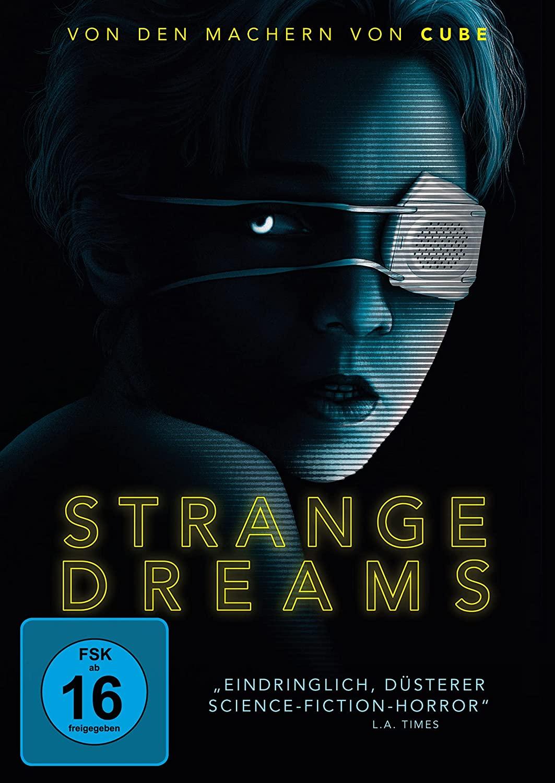Strange Dreams – DVD Cover