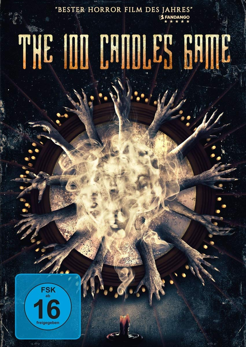 The 100 Candles Game – Dvd Cover
