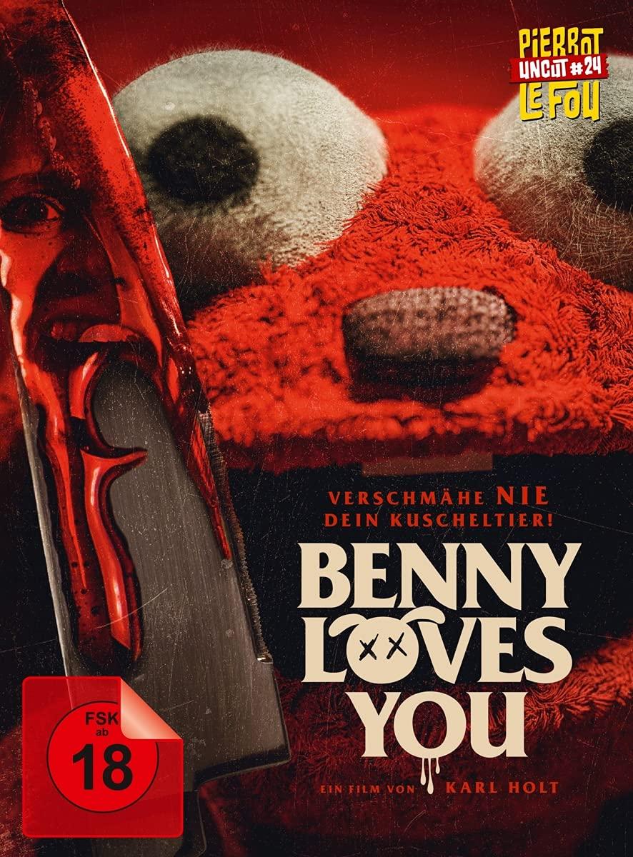 Benny Loves You – Mediabook Cover