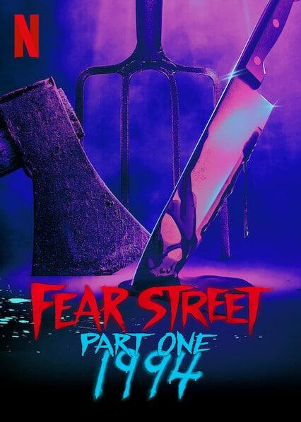 Fear Street 1994 – Teaser Poster